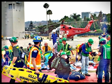 LAFD CERT Refresher 2015 - June 27th 2015 (PHOTO CREDIT - LAFD Valley) #1