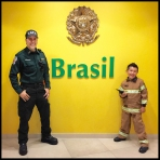 Vinny The Kid and Renato Akerman - Brazilian Consulate 'Preparação para Terremotos' 2015