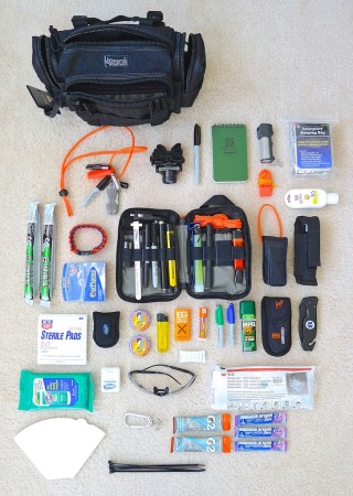 EMERGENCY SUPPLIES BUG-OUT-BAG BOB Backpack #05